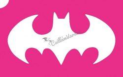 Batman 03 csillámtetoválás sablon