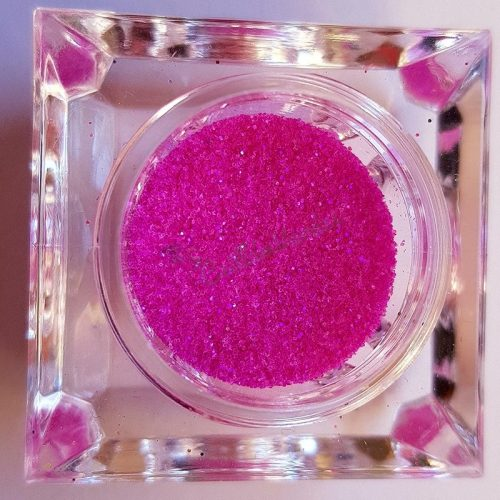 Csillámpor 006 candy pink