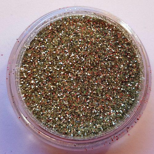 Csillámpor 020 keki zöld