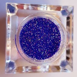 Csillámpor 027 lila csillogó