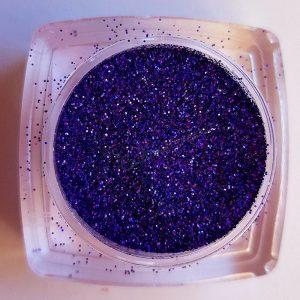 Csillámpor 028 lila matt