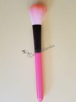 Pink púder ecset