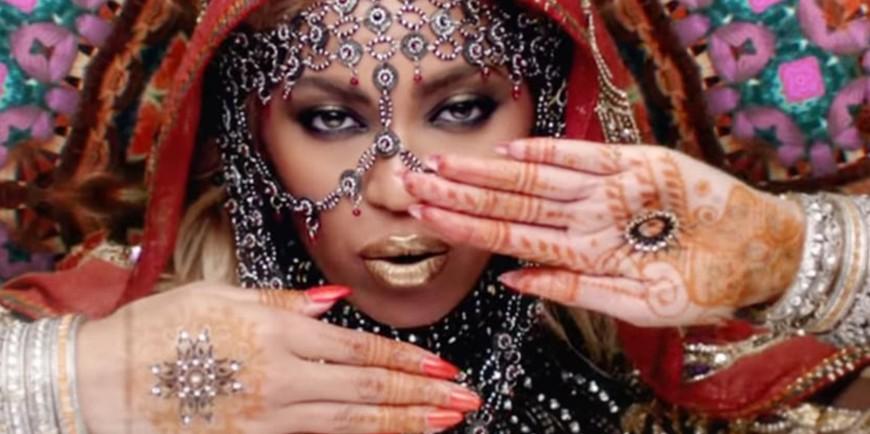 Henna tetoválás cikk (Beyoncé)