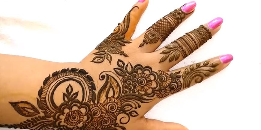 henna festésről