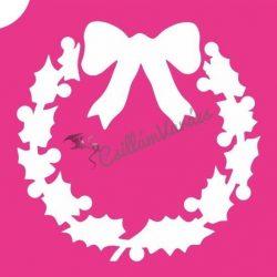 Karácsony 20 csillámtetoválás sablon