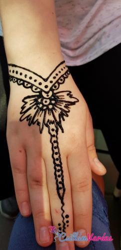 henna tetoválás képek